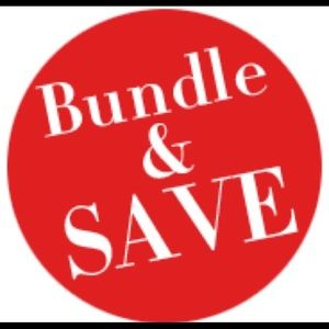 Bundle so I can give you a good deal!